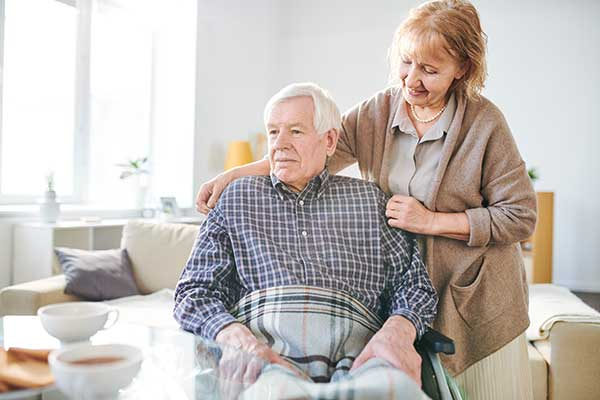 The Challenge of Caregiving for Your Spouse