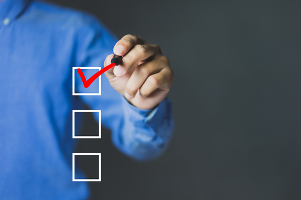 Your Healthcare Power of Attorney Checklist