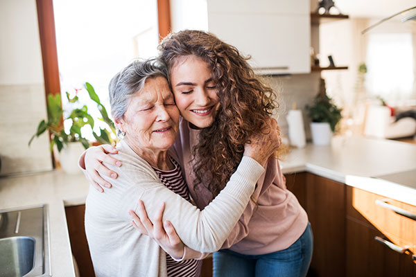 Seniors Benefit from an Intergenerational Community