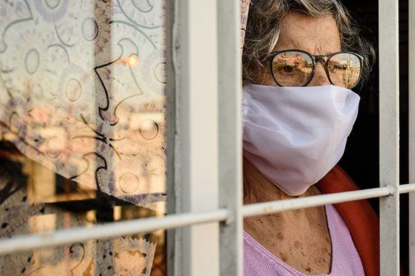 Americans Are Experiencing a Loneliness Epidemic During the Pandemic