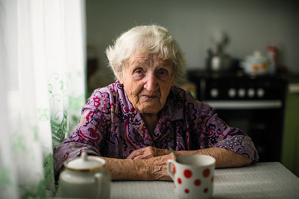A Rise in Self-Neglect Among Seniors During the Pandemic