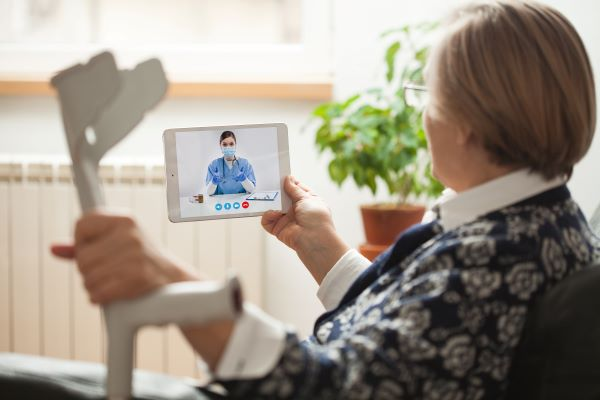 In Person Appointments Now Replaced By Telehealth Visits