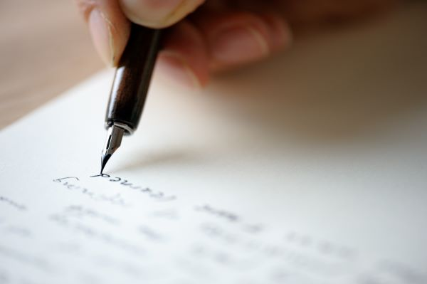 A Letter of Instruction Is an Important Part Of Your Estate Plan